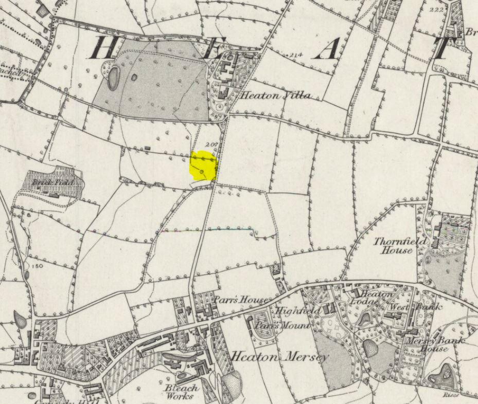 1848 Map