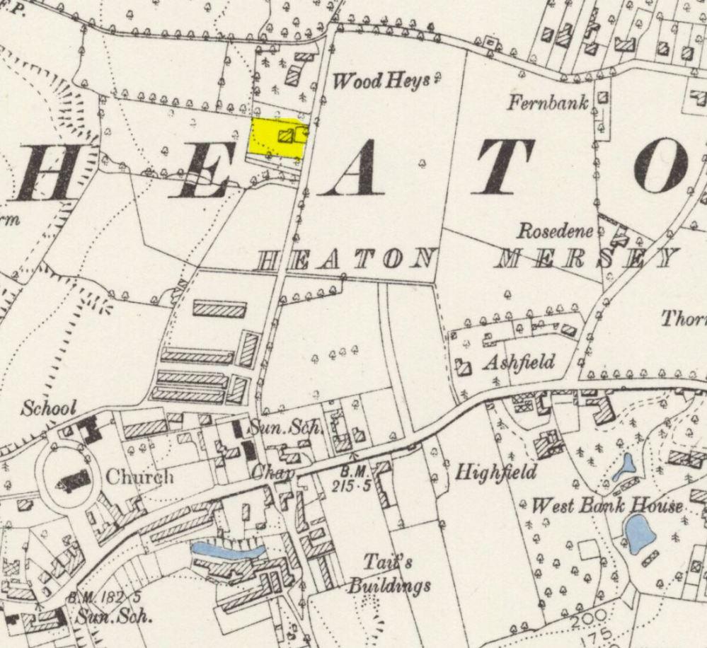 1895 Map